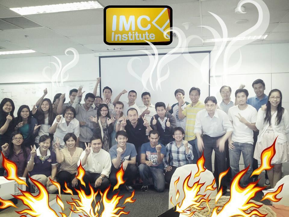 IMC Institute Training: Agile Workshop: An alternative software development  12-14 June 2013