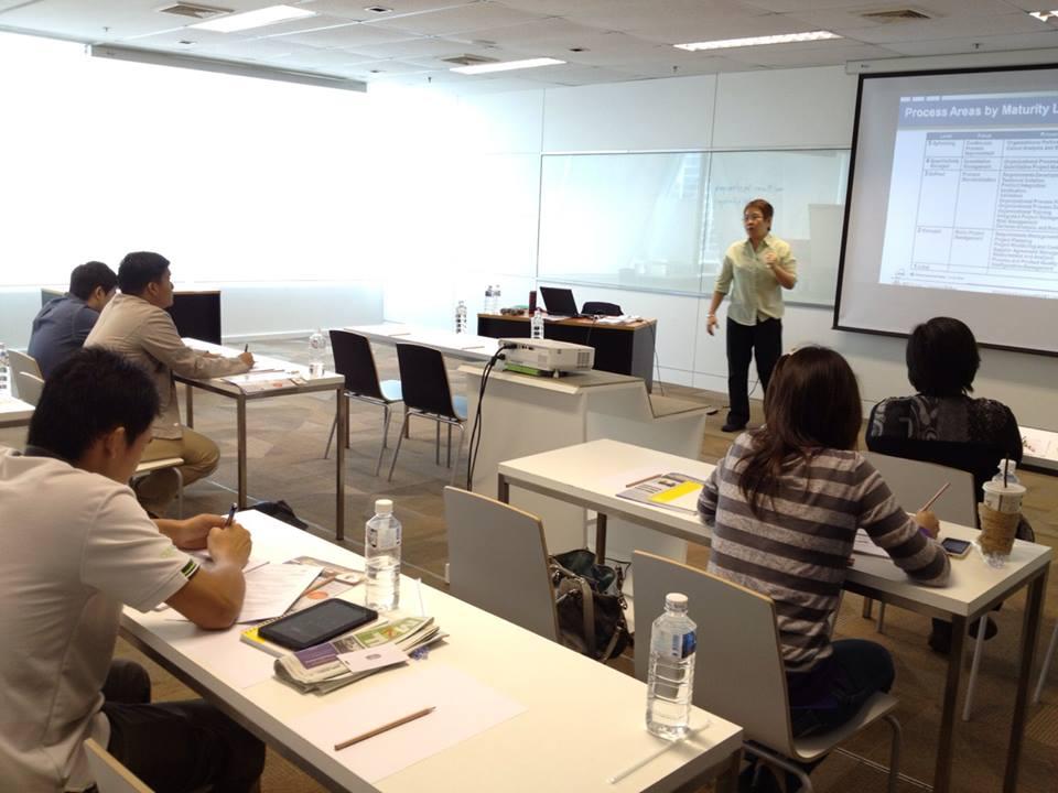 IMC Institute Training: CMMI®-DEV v1.3 in Practice 10-11 July 2013
