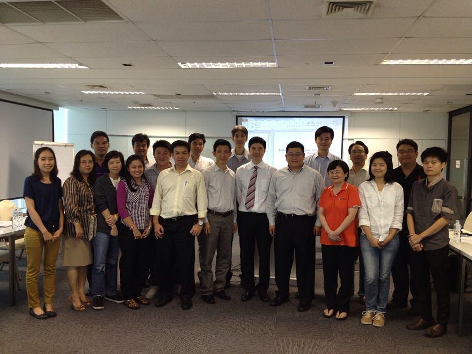 IMC Institute Training: Enterprise Architecture in Cloud Era:  10-11 July 2013