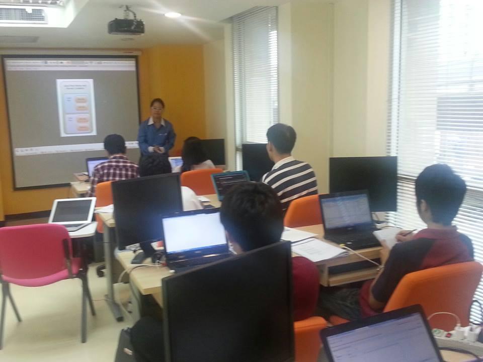 IMC Institute Training:  Google App Engine for Java Developers  15-16 June 2013